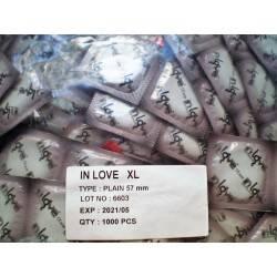 INLOVE XL 57MM 1000_3CONDONS