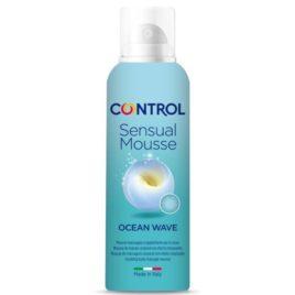 CONTROL OCEAN WAVE MOUSSE – 125ML