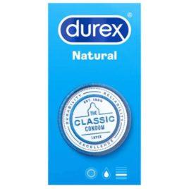 DUREX CLASSIC – 6 UNDS