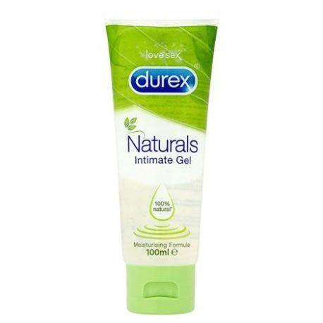 Durex naturals intimate, bio 100 ml 2
