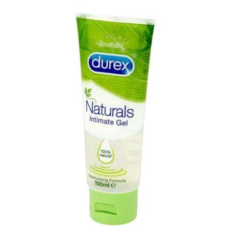 Durex naturals intimate, bio 100 ml 3