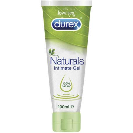 Durex naturals intimate, bio 100 ml