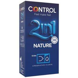 CONTROL DUO NATURE – 6+6