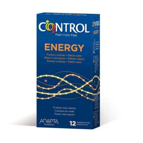 control energy 12