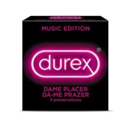 DUREX DAME PLACER – 3 UNDS