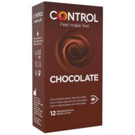 CONTROL CHOCOLATE – 12 UNDS