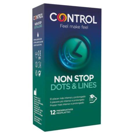 CONTROL NONSTOP 12 UNDS