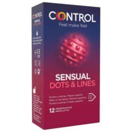 CONTROL SENSUAL – 12 UNDS