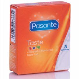 PASANTE TASTE – 3 UNDS