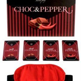 JUEGO «CHOC & PEPPER»