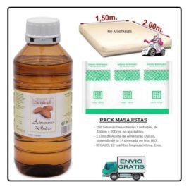 PACK MASAJISTAS Nº1