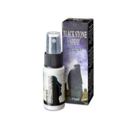BLACK SPRAY RETARDANTE STONE 15 ML