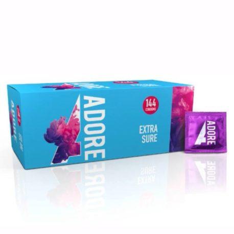 adore-extra-sure-144-3condons